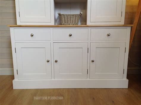 kitchen dresser ideas made solid pine 5ft dresser farmhouse furnishings