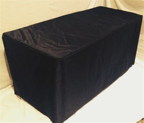 Trade Show Table Cover by 4 Ft Fitted Table Cover Waterproof Table Cover Patio