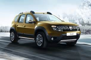 Renault Dusyer Dacia Duster 201 Dition 2016 To Debut In Frankfurt With Added