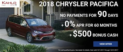 Kahlo Chrysler Jeep Dodge Kahlo Chrysler Dodge Jeep Ram Noblesville Indianapolis In