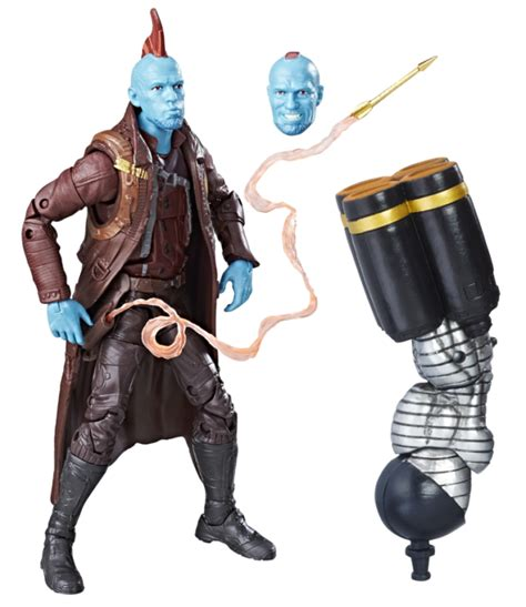 Toys Yondu Guardians Of The Galaxy Vol 2 Deluxe Ver Ht Mms436 2017 marvel legends guardians of the galaxy wave 1 photos