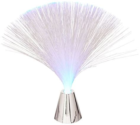 battery operated fiber optic lights creative motion battery operated led fiber l with