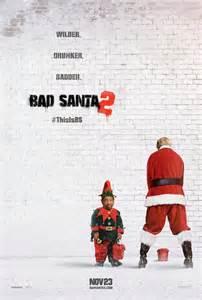 Bad santa 2 2016 bad santa 2 dvd and blu ray release date not