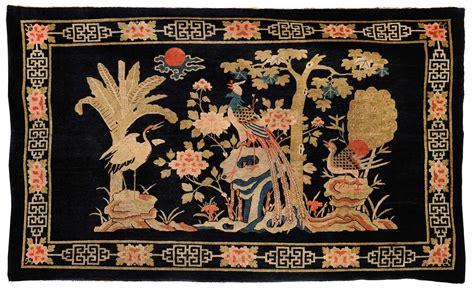 tappeti cinesi tappeto cinese pautou inizio xx secolo arte orientale