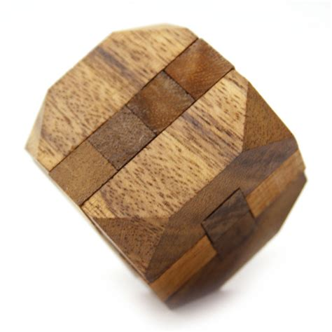 woodworking puzzle on sale 6 wooden puzzles deluxe gift box wood brain teaser