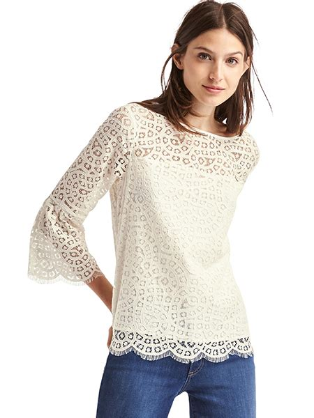 Bargains Holmess Gap Blouse by Mad Deals Of The Day A 37 Top With Bell Sleeves From Gap