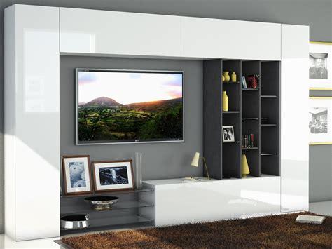 mobili tv torino soggiorno moderno torino porta tv bianco composizione parete