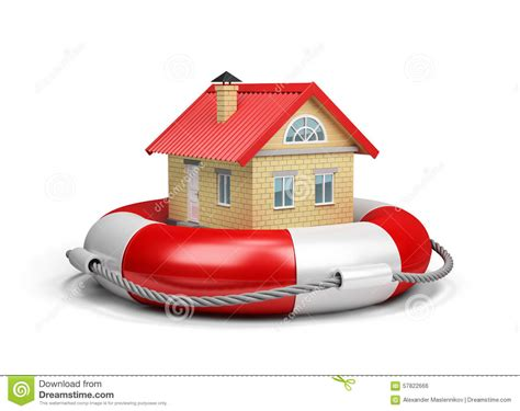 house property insurance property insurance stock illustration image 57822666