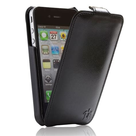 Flipcover Flipshell Flipcase Apple Iphone 6 Original I Century iphone 4 s leather flip cover luxury black pouch issentiel