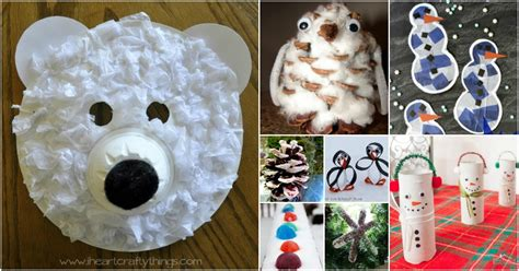 winter crafts for 30 winter crafts to keep your busy indoors when