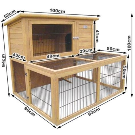 Guinea Pig House Plans Guinea Pig Hutch Dimensions Garden Ideas Pinterest