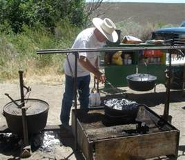 Backyard Cooking by Cowboy Cooking 171 Heritage And Trail Cooking