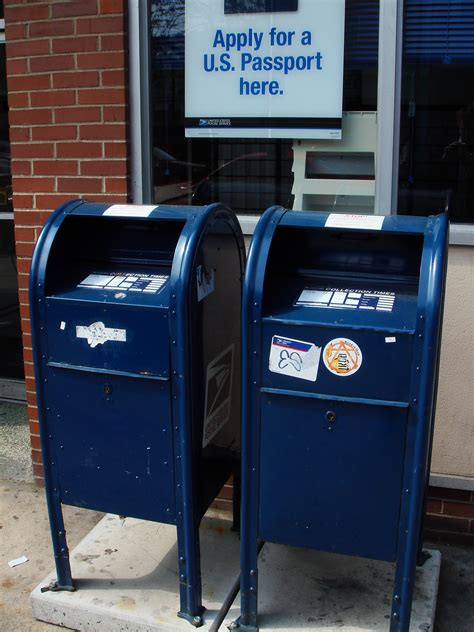 Post Office Drop by Capl Post Office Drop Box Large