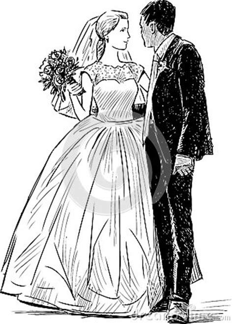 wedding stock vector image