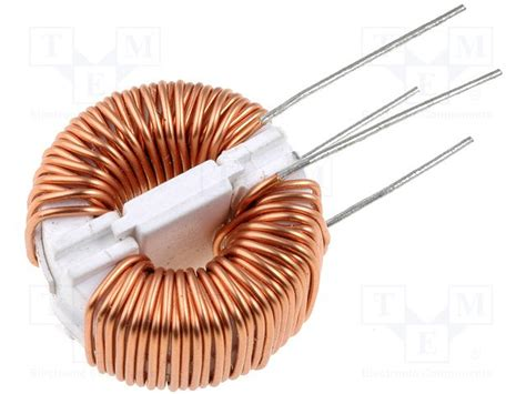 inductor wire dlf 502u 1a ferrocore inductor wire tme electronic components