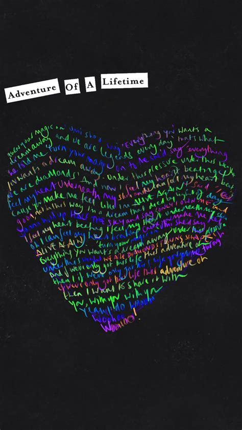 coldplay amazing day lyric coldplay edits on twitter quot ahfod lyrics handwritten by