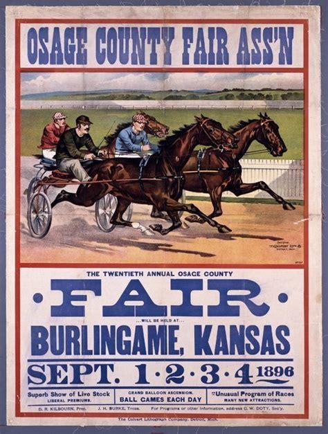 Osage County Property Records Osage County Fair Burlingame Kansas Kansas Memory