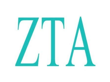Recommendation Letter For Zeta Tau Alpha Pin By Jones On Zta