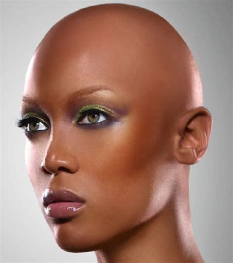 beautiful black bald women with leak 274 best bald beautiful women images on pinterest