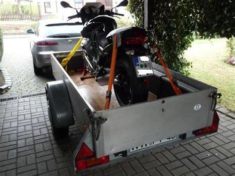 Hã User Privat Kaufen by Anh 228 Nger Auflieger Auto Motorrad Wiesbaden Gebraucht