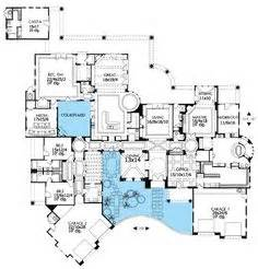 mediterranean floor plans with courtyard 1000 ideas about courtyard house on