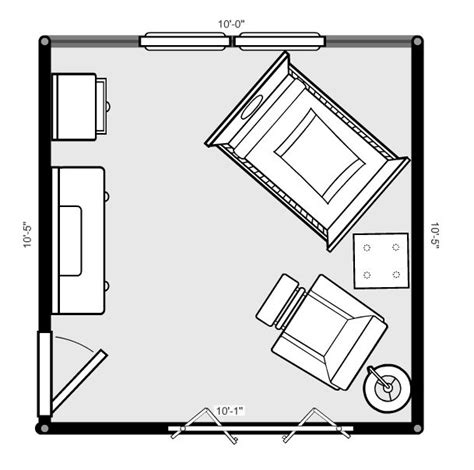 how to layout a room choosing a baby nursery layout intobaby