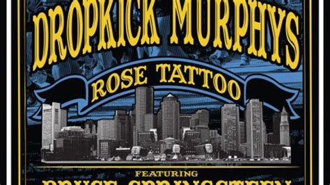 dropkick murphys feature bruce springsteen on charity ep