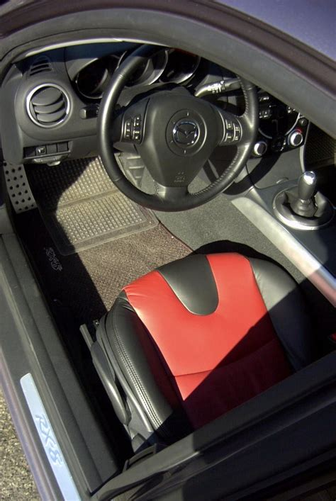 aftermarket leather upholstery aftermarket leather interior is done rx8club com