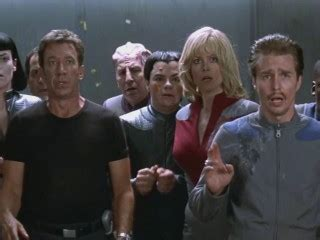 by grabthars hammer galaxy quest to become tv show by grabthar s hammer paramount will bring galaxy quest to