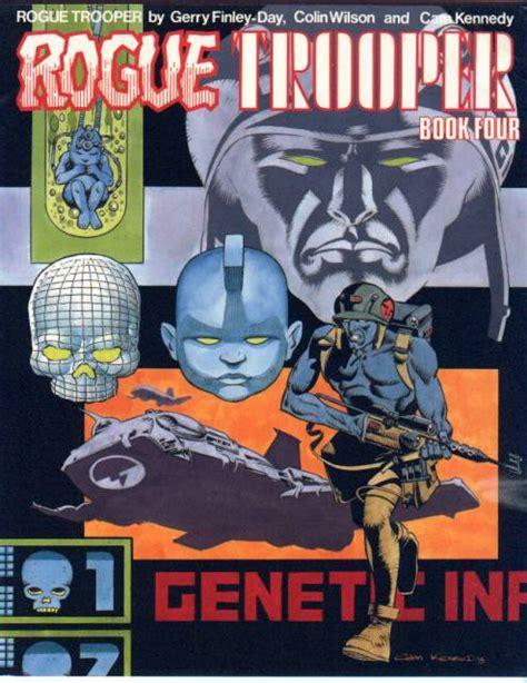 Rogue Trooper Tpb 1984 1988 rogue trooper volume comic vine