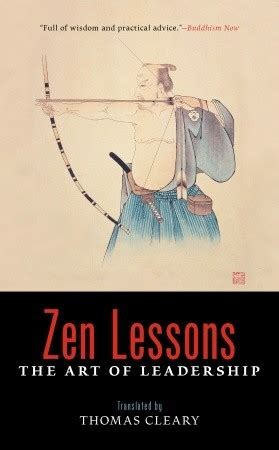 zen and the of letters books cleary zen lessons the of leadership read