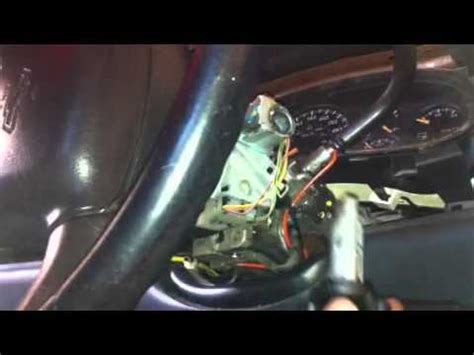 replace ignition switch chevrolet silverado