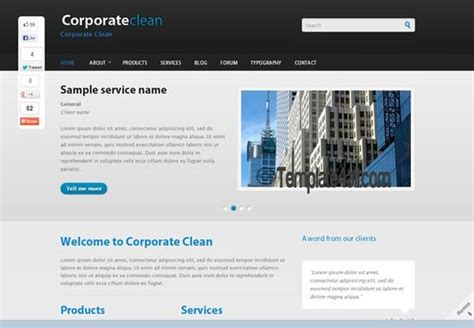 drupal theme links system main menu responsive corporate drupal 7 theme download