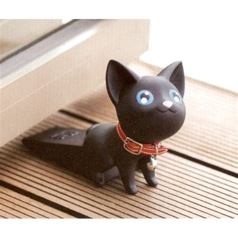 Cat Door Stopper by Cat Shape Door Stopper By Semk Want