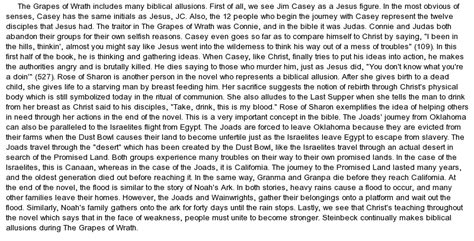 Essay On Bible by Grapes Of Wrath Bible At Essaypedia