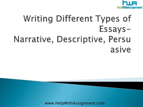 Types Of Formats For Essays by Narrative Descriptive Essay Topics South Florida Painless Breast Implants By Dr Paul