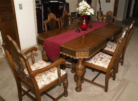 vintage dining room sets antique dining room furniture 1920 table styles home