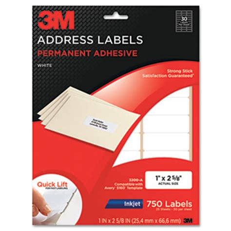 3m template 3m return address labels template images frompo