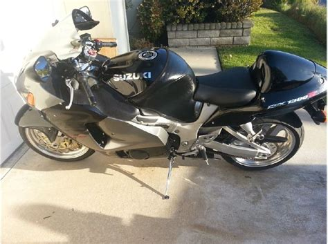 Suzuki Hayabusa 2001 2001 Suzuki Hayabusa For Sale On 2040 Motos