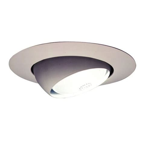 Kitchen Eyeball Lights Halo Recessed 78p 6pk Eyeball Light Trim Bulbs