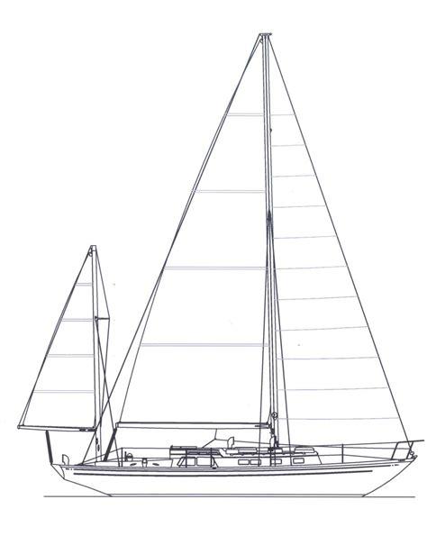 boat drawing lines ingenious line drawing sailboat drawn sailing boat sailor
