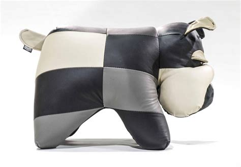 reiners ottoman bulldog ottoman stand out with one of our funky ottomans