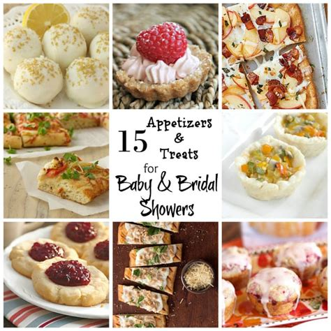 recipes for bridal shower appetizers 15 appetizers and treats for baby bridal showers butter with a side of bread
