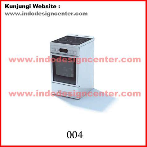 Kompor Listrik Nv 004 3d models 3ds max kompor listrik 04