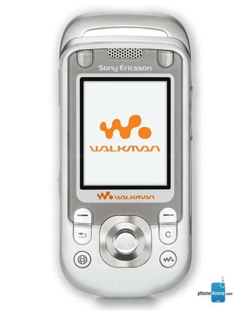 Sony W550 sony ericsson w550 specs