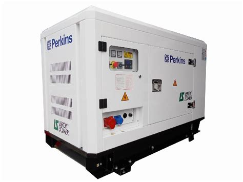 diesel generator with uk perkins engine china