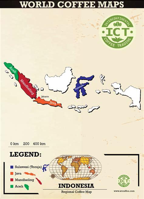 indonesia intercontinental coffee trading