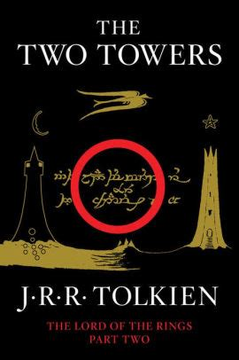 the two towers lord 0007203551 the two towers being the second part of the lord of the
