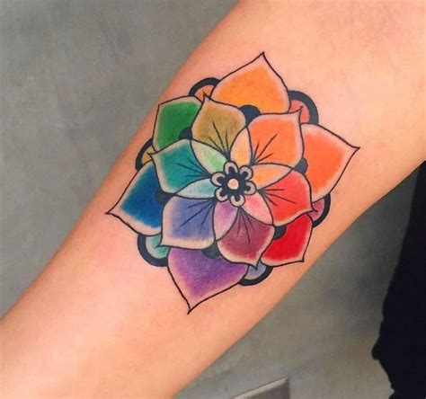 rainbow cross tattoo 25 best ideas about wheel on ship