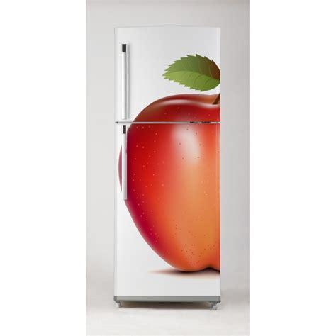 imagenes de neveras rojas vinilo manzanas rojas para frigor 237 fico